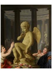 Alexander Roslin - Cupids worship