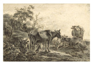 Paulus Potter - Cattle Herd