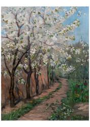 Ingeborg Eggertz - Cherry Blossom