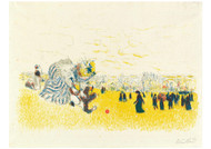 Edouard Vuillard - Childrens Game
