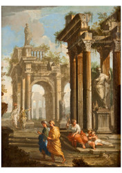 Alberto Carlieri - Classical Buildings with Columns