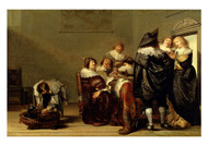 Pieter Codde - Company Making Music