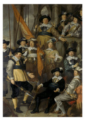 Govert Flinck - Company of Captain Albert bas and Lietenant Lucas Conyn