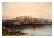 Conrad Martens - Campbells Wharf