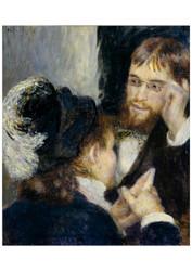 Auguste Renoir - Conversation