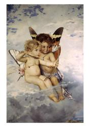 Julius Kronberg - Cupids