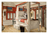Carl Larsson - Daddys Room