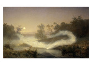 August Malmstrom - Dancing Fairies