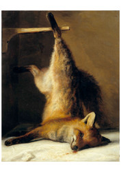 Frants Diderik Boe - Dead Fox