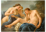 Louis Lagrenee - Diana and Endymion