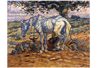 Nils Kreuger - Don Quixotes Horse Rocinante