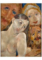 Ernst Josephson - Ecstatic Heads