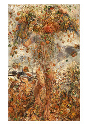 The Four Seasons - Winter  by Leon Frederic