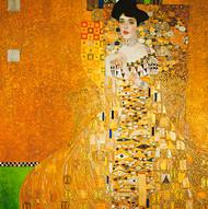 Adele Bloch-Bauer by Gustav Klimt Expressionist Print