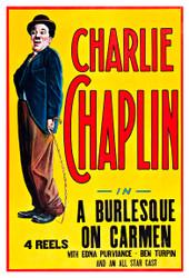Charlie Chaplin in Burlesque on Carmen