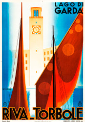Italy Travel Poster ENIT 1936