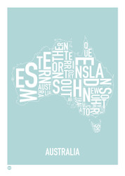Australia Duck Egg Blue