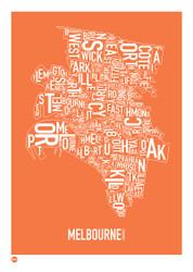 Melbourne Inner Orange