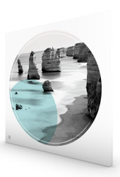 12 Apostles Stretched Canvas Premium Giclee Art Print