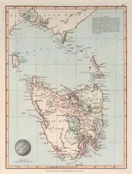 Van Diemens Land 1845