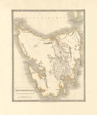 Van Diemens Land 1828