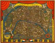 Plan de Paris 1927