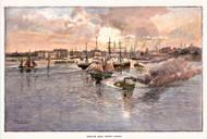 Sydney Circular Quay Harbor