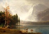 Estes Park Colorado Whytes Lake