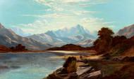 Devoke Water Cumberland 1886