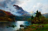 Ben Venue and the Trossachs Scotland