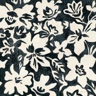 Chalkboard Floral I