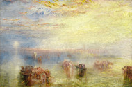 Approach to Venice by Joseph Mallord William Turner Premium Giclee Print