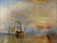 The Fighting Temeraire by Joseph Mallord William Turner Premium Giclee Print