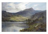 Loch Ness by Alfred de Bréanski Landscape Giclee