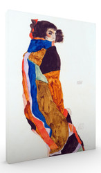 Moa by Egon Schiele Wall Art