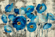 Aquamarine Floral