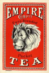 Empire Company Tea Australian Vintage Advertising