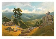 Dargo Valley Gippsland by Nicholas Chevalier