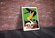 Pelican Cigarettes 1930s Framed