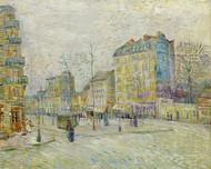 Vincent van Gogh Print Boulevard de Clichy