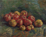 Vincent van Gogh Print Apples