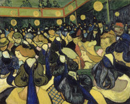 Vincent van Gogh Print The Dance Hall in Arles