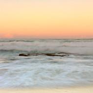 Seascape Print Turimetta 14 by Jeff Grant