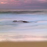 Seascape Print Turimetta 44 by Jeff Grant
