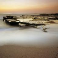 Seascape Print Turimetta 01 by Jeff Grant