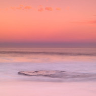 Seascape Print Turimetta 52 by Jeff Grant