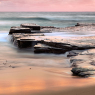 Seascape Print Turimetta 63 by Jeff Grant