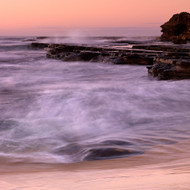 Seascape Print Turimetta 76 by Jeff Grant