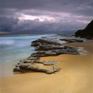 Seascape Print Turimetta Biblical by Jeff Grant
