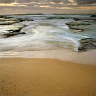 Seascape Print Turimetta Channel 01 by Jeff Grant